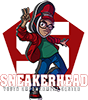 Sneaker Head Youth Retina Logo