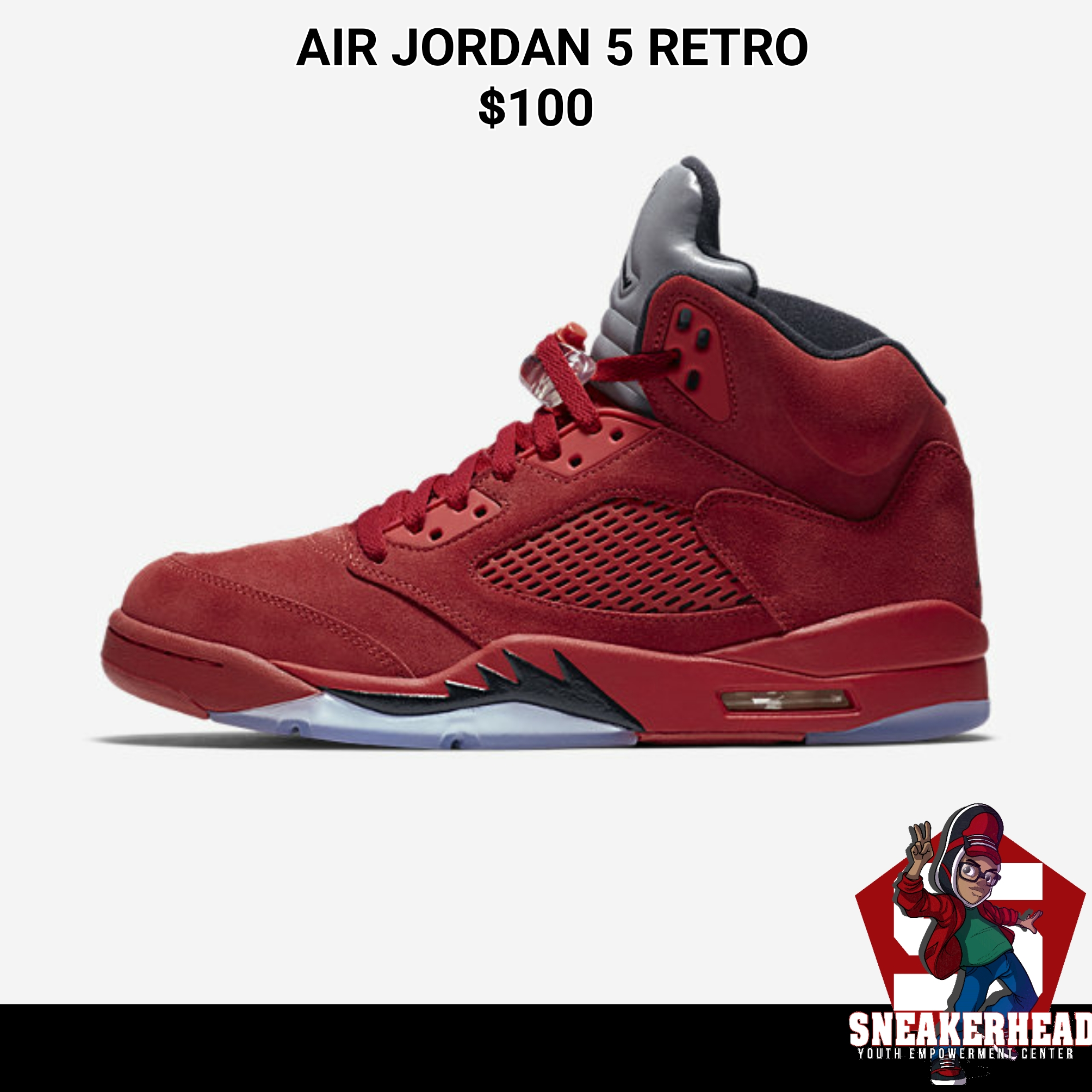 Air Jordan 5 Retro. Home/Air/Air Jordan 5 Retro